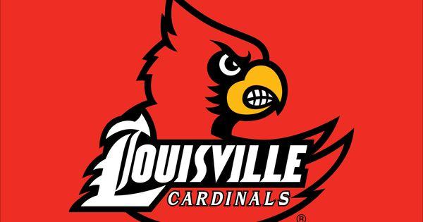 Louisville Cardinals Logo College Sports Pinterest