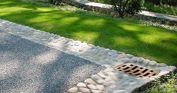 driveway landscaping ideas   Park Landscape Design Driveways