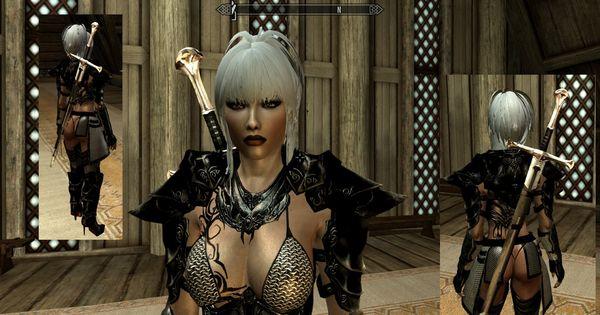 Best Picture Skyrim Female Daedric Armor Mods: My Skyrim Obsession