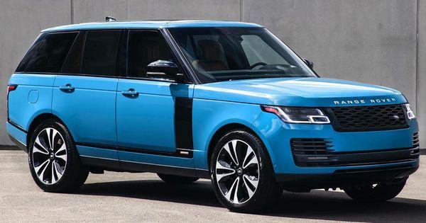 رانج روفر فيفتي 2021 الجديدة الطراز التكريمي للعيد الخمسين لسيارة الدفع الرباعي الفاخرة موقع ويلز In 2020 Classic Cars Muscle Range Rover Range Rover Supercharged