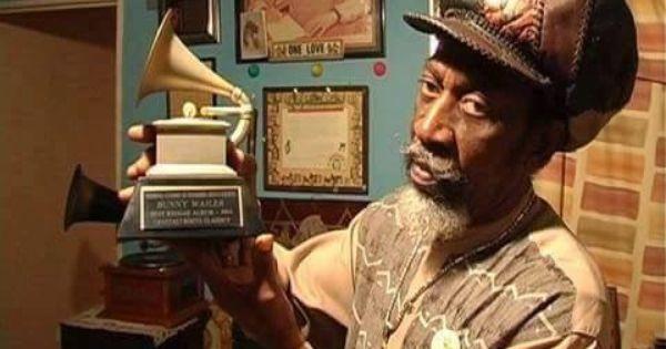 Three time Grammy Award winner Bunny Wailer | Reggae music, Reggae, African  history