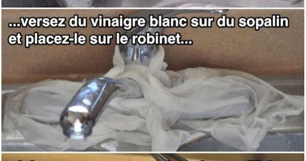 du calcaire sur le robinet vite du vinaigre blanc l 39 anti calcaire le plus efficace enlever. Black Bedroom Furniture Sets. Home Design Ideas