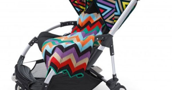 soo....you shouldn't have a baby just because you want a Missoni stroller,