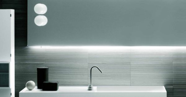 Light Line :: BATHROOMS, Designer Piero Lissoni, CRS .