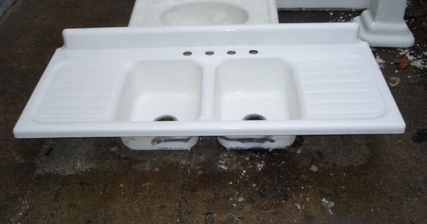 ... double drain boards! Dream Home Pinterest Kitchen Sinks, Sinks
