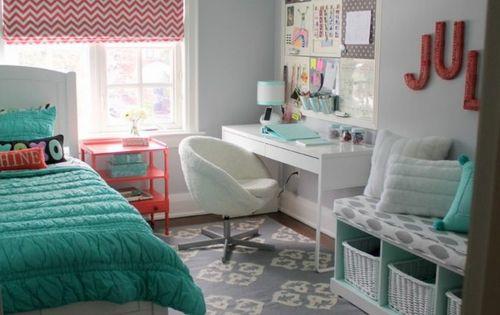 farbgestaltung f rs jugendzimmer 100 deko und einrichtungsideen attraktiv kronleuchter. Black Bedroom Furniture Sets. Home Design Ideas
