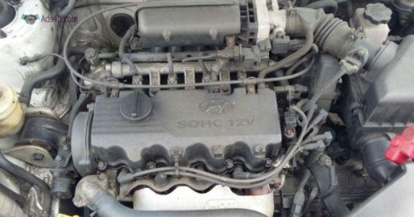 Motor Hyundai Accent 1 3 12v