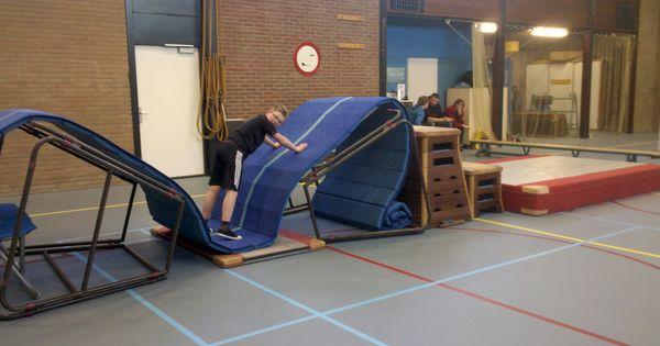 Stormbaan Gym Pinterest Lichamelijke Opvoeding En
