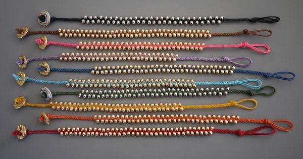 Fille des villes Fille des champs: DIY Braided Bead Bracelet - DIY