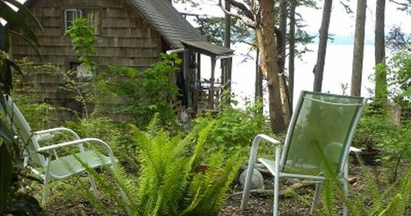 Cute Cozy Affordable Waterfront Cabin Near La Conner