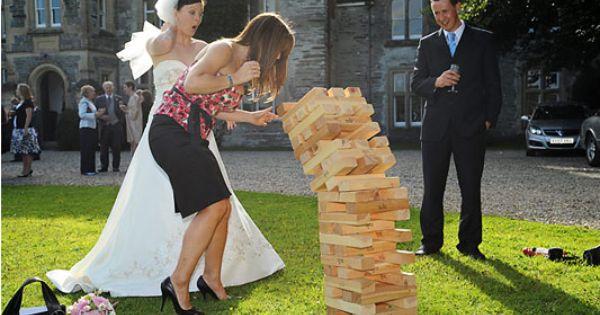 yard games | Fun Wedding Lawn Games