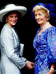 diana s mother frances shand kydd dies princess diana family princes diana diana diana s mother frances shand kydd