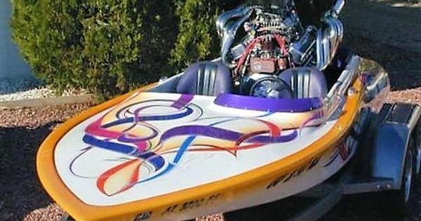 1974 Hondo 5 8 Runner Bottom Drag Boat Racing Cool Boats Boat Girl
