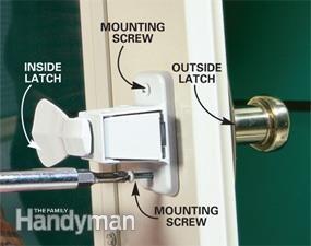Replace Broken Storm Or Screen Door Handles Screen Door Handles Screen Door Door Handles