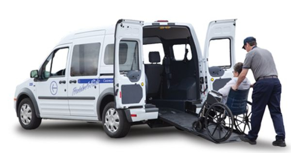 Find Affordable Ford Transit Connect Accessible Vans For Sale Wheelchair Van Non Emergency Medical Transportation Medical Transportation