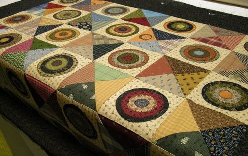 Country Sampler Quilts Circle Quilts Quilts Sampler Quilts