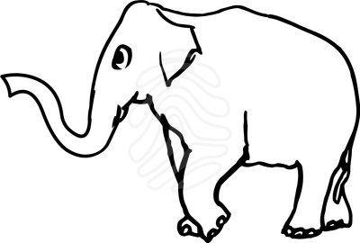 Elephant Clip Art Black And White Clipart Panda Free Clipart Images Elephant Clip Art Silhouette Clip Art Clip Art
