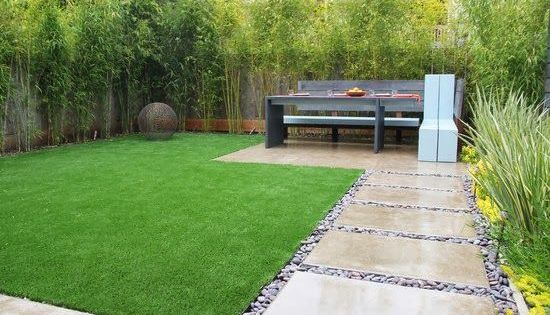 Dise os de patios y jardines minimalistas pinteres - Diseno de patios y jardines ...