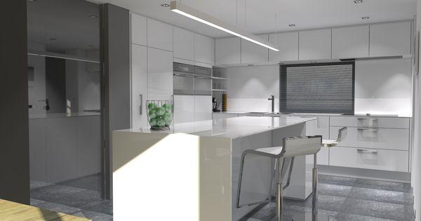 Ideas de decoracion de comedor cocina loft estilo for Ideas decoracion loft