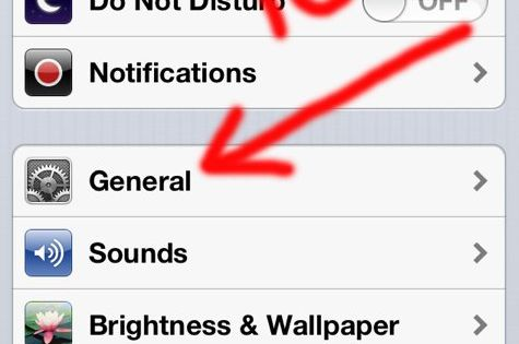 iphone 5 tracking trick