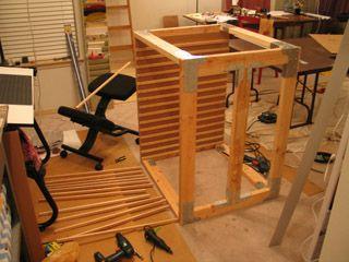 Make Your Own Flat File Art Studio Storage Room Storage Diy Art Studio Design