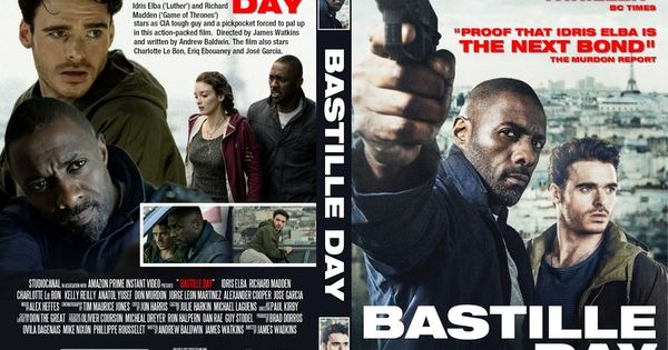bastille day movie netflix