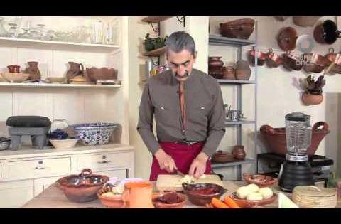 Tu cocina enchiladas placeras con yuri de gortari for Canal cocina mexicana