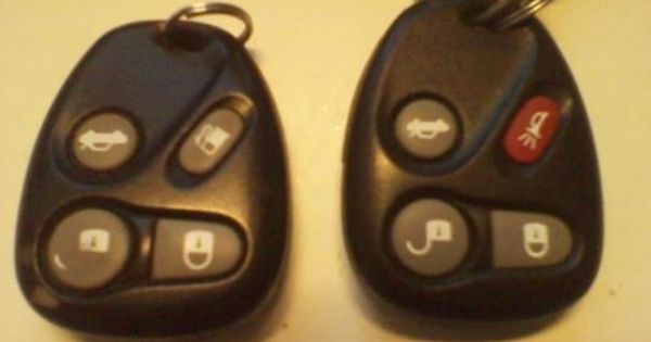 Keep Your Keys Beside Your Bed Please Read This Car Alarm Panic Button Key