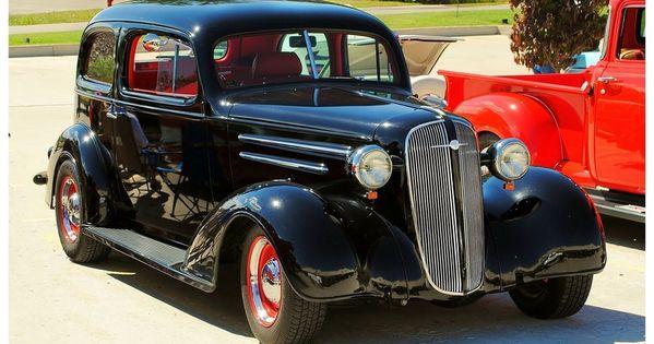 A 1936 chevy 2 door sedan by on for 1936 chevy 2 door