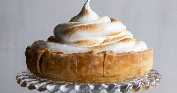 Deep-Dish Pumpkin Meringue Pie, Collard Green Slaw, Slow ...