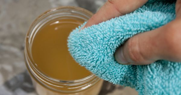 Apple Cider Vinegar Facial Toner. Malic and lactic acids found in the