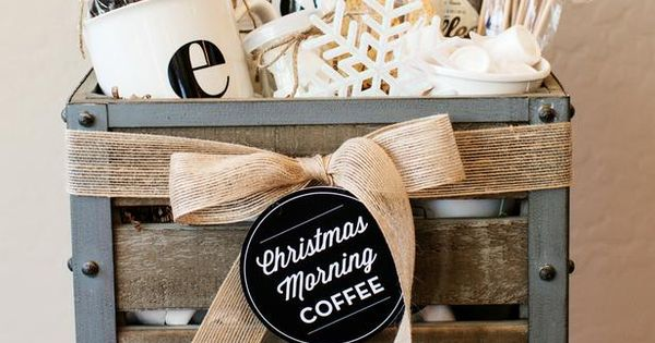 For the coffee lover on your list...