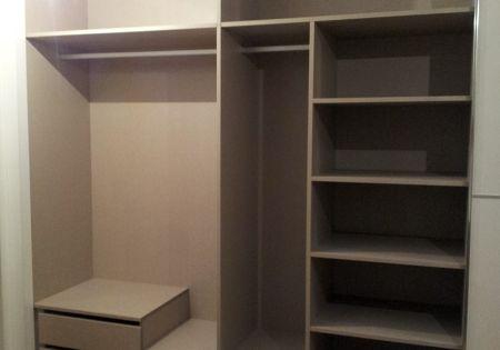 Interior de armario empotrado piso pinterest - Interior armario empotrado ...