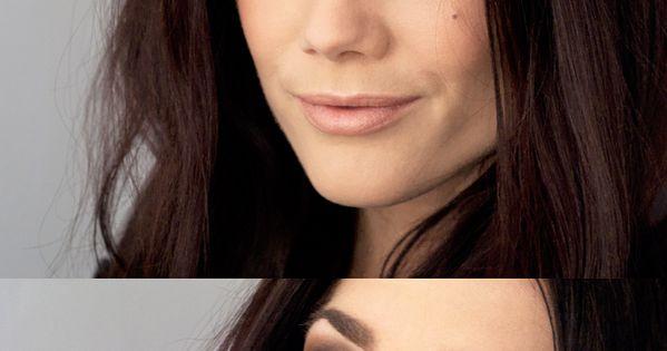 Today's Look Inspired by Mila Kunis ~ Linda Hallberg, makeup artist. Warm