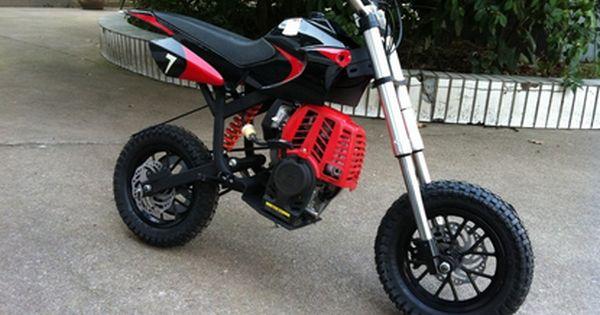 Jetmoto Xt Deluxe 50 4 Stroke Youth Dirt Bike No Gas Oil Mixing Youth Dirt Bikes Pit Bike Dirt Bike