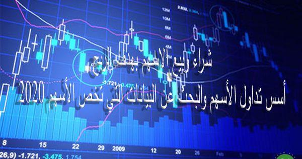 شراء وبيع الاسهم بهدف الربح أسس تداول الأسهم والبحث عن البيانات التي تخص الأسهم 2020 Neon Signs Neon Trading
