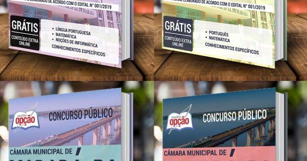 Apostila Concurso Camara De Maraba 2020 Agente De Portaria Em