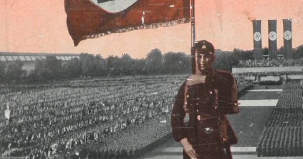 Far-right party leader calls Nazi era a