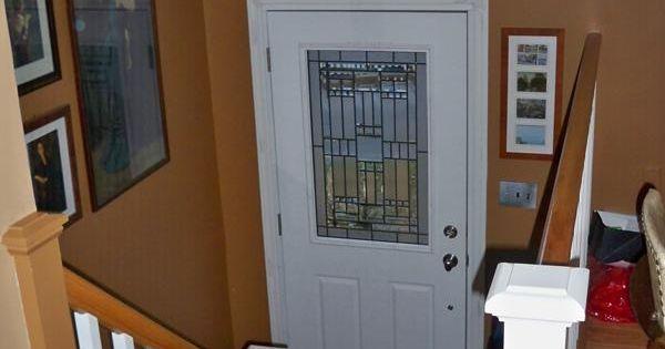 Foyer Window Quilt : Split foyer remodel raised ranch