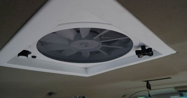 Installing A Van Roof Fan Vent Van To Camper Conversion