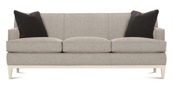 Rowe Ryder Contemporary Sofa With Metal Legs 800 Vine Street Pinterest Furniture Mattress