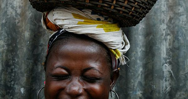Woman of Sierra Leone. From Lee Karen Stow Messages for UN Women
