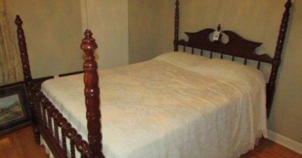 Davis Furniture Lillian Russell Bed 4 Poster Sold Davis