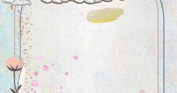 تصميم تصاميم اطار ثيم ثيمات خلفية مواليد مولود ولد اولاد تهنئة مفرغ Angel Baby Art Flower Background Wallpaper Floral Poster