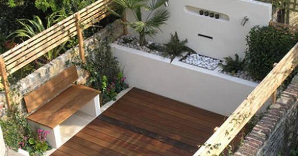 Decorar peque o patio interior buscar con google for Decorar terraza patio interior