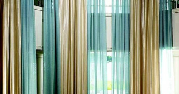 Bedroom Curtains Pinterest