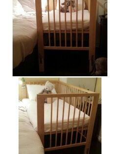 Co Sleepers Co Sleeping Cot Ikea Cot Baby Co Sleeper