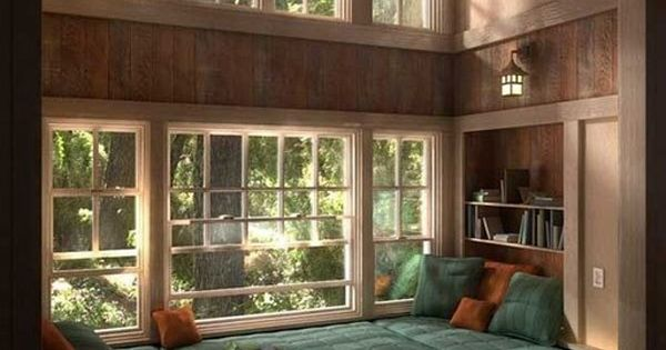 reading nook - dream house