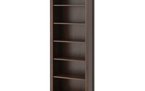 Bookcase brusali brown a tv hallways and living rooms for Brusali bookcase