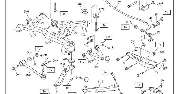 rear strut brace install on subaru wrx  sti 08   rear